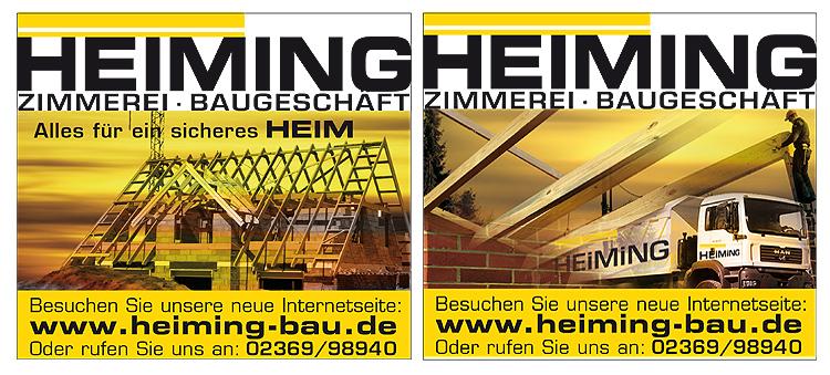 Triptrap Design Münster Düsseldorf - Heiming Bau